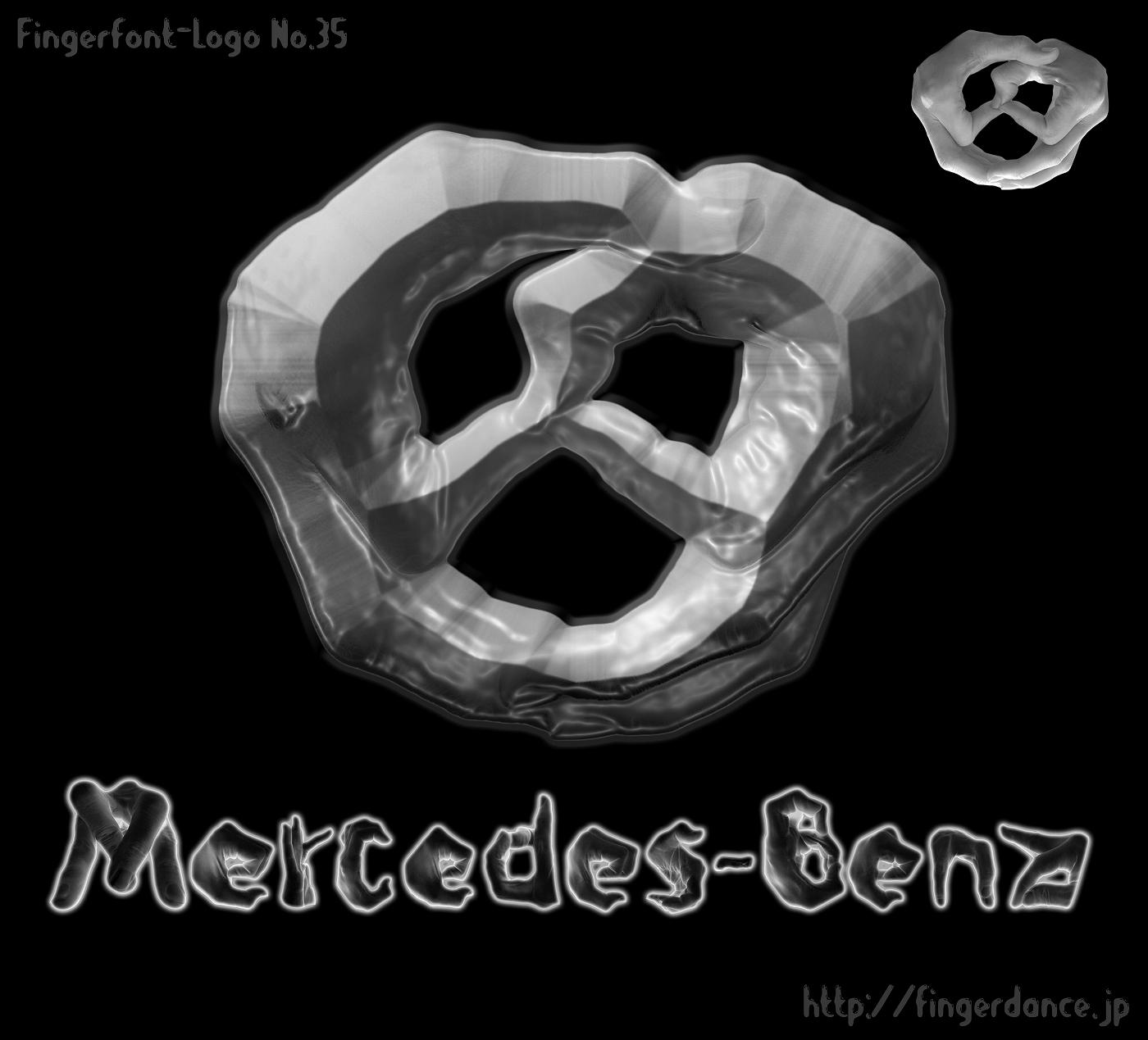 Mercedes-Benz-fingerhttp://fingerdance.jp/L/logohand メルセデスベンツフィンガーロゴハンド手指