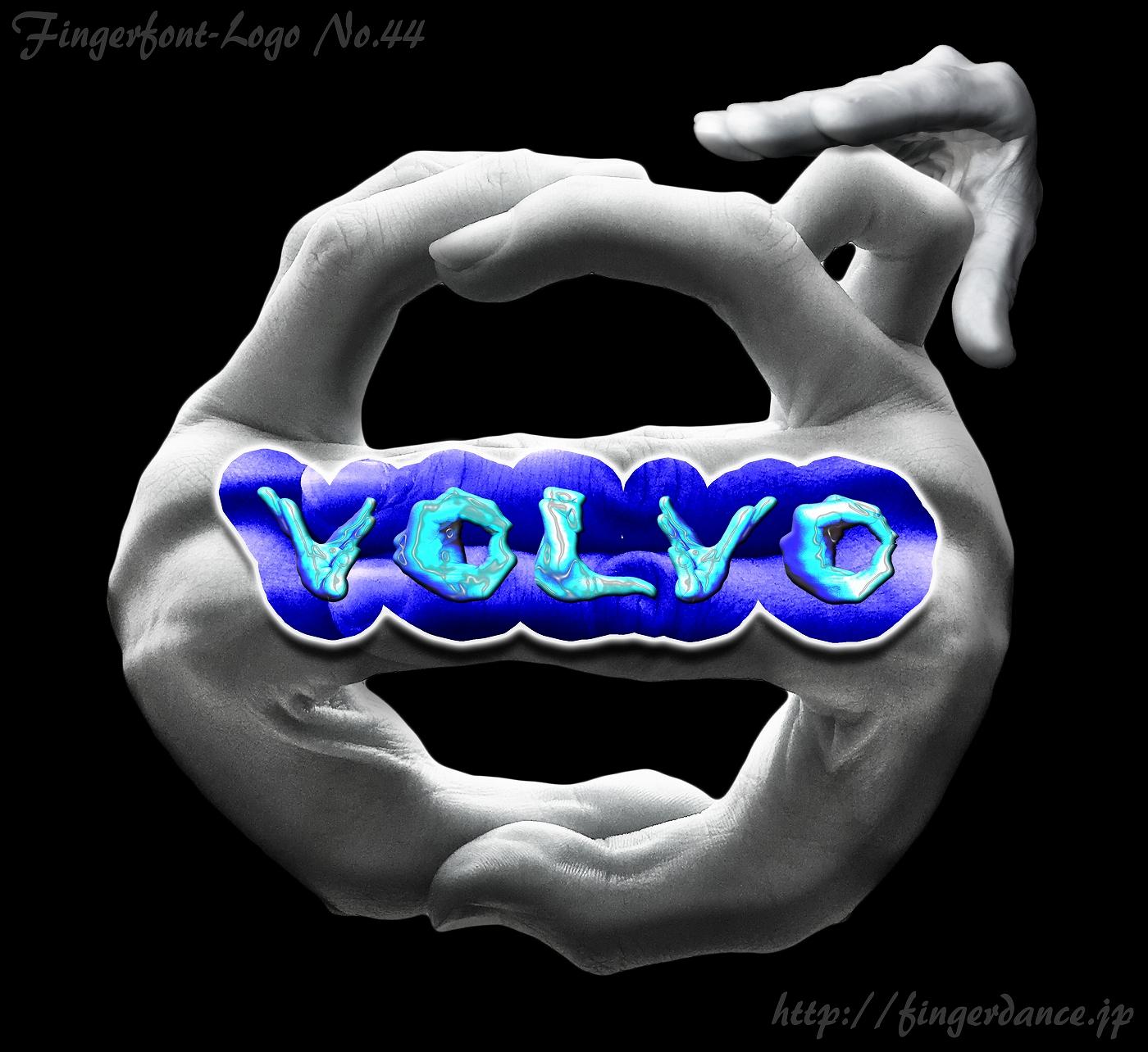 VOLVO-fingerhttp://fingerdance.jp/L/logohand ボルボフィンガーロゴハンド手指