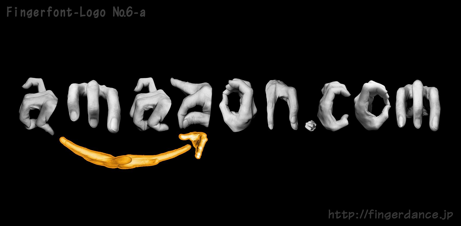 amazon.com-fingerlogohand アマゾン・フィンガーロゴハンド手指