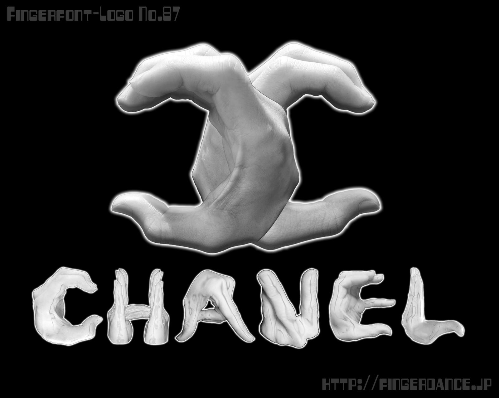 chanel-シャネル・フィンガーロゴハンド手指