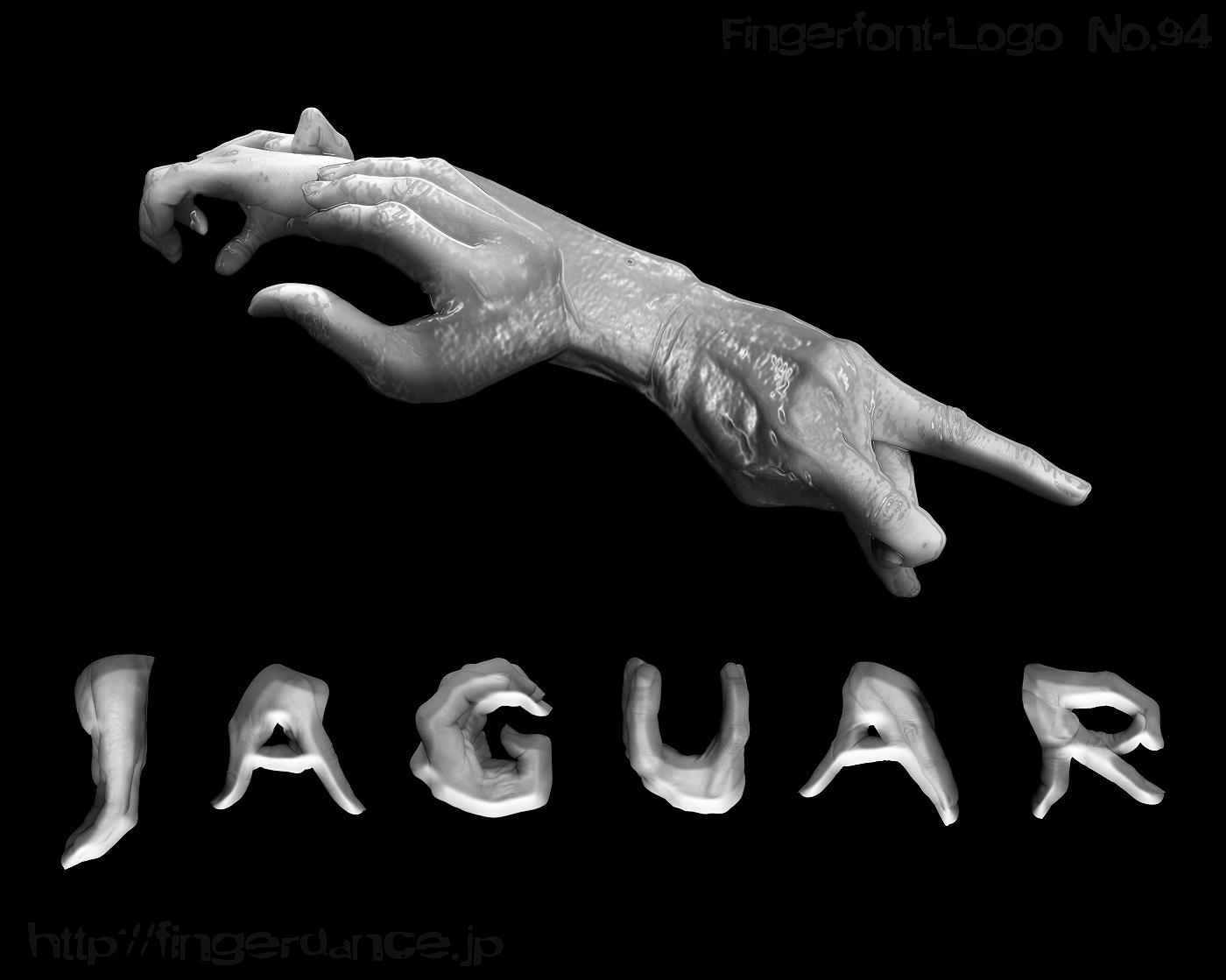 Jagar-fingerhttp://fingerdance.jp/L/logohand ジャガー・フィンガーロゴハンド手指